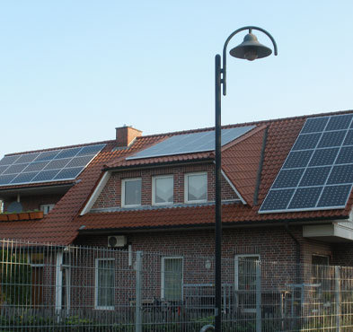 13KW Residential Roof Top Project